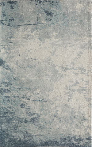 Momeni Illusions Il-03 Blue Area Rug