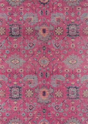 Momeni Jewel Jw-01 Pink Area Rug