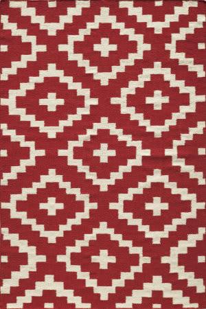 Momeni Laguna Lg-04 Red Area Rug