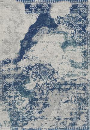 Momeni Loft Lo-09 Blue Area Rug