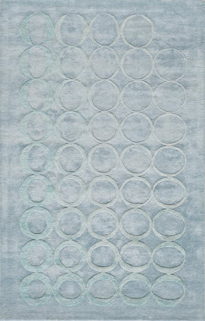 Momeni Millenia Mi-01 Light Blue Area Rug