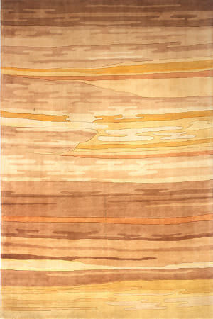 Momeni New Wave Nw-13 Sand Area Rug