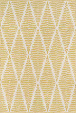 Momeni River by Erin Gates Beacon Riv-1 Citron Area Rug