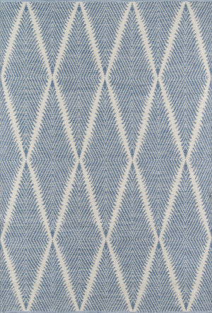 Momeni River by Erin Gates Beacon Riv-1 Denim Area Rug