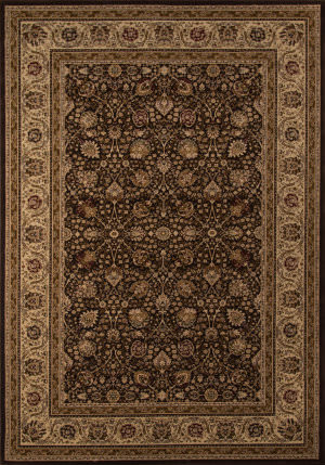 Momeni Royal Ry-02 Brown Area Rug