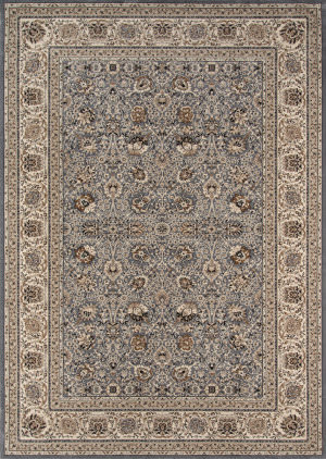 Momeni Royal Ry-02 Grey Area Rug