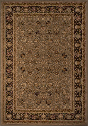 Momeni Royal Ry-02 Slate Area Rug