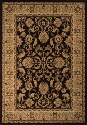 Momeni Royal Ry-04 Brown Area Rug
