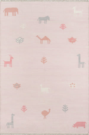 Momeni Thompson by Erin Gates Porter Tho-2 Pink Area Rug
