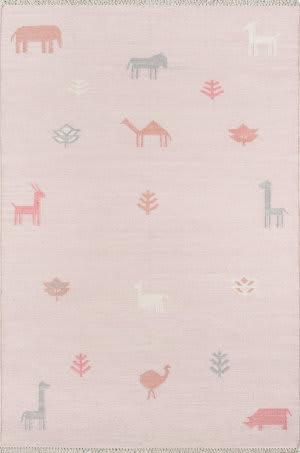 Momeni Thompson by Erin Gates Porter Tho-2 Pink Area Rug