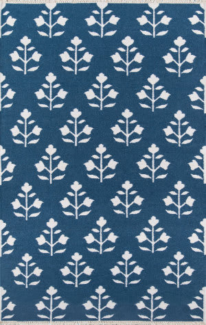 Momeni Thompson by Erin Gates THO-6 Navy Area Rug