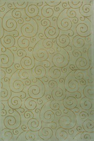 Rugstudio Sample Sale 46154R Jade Area Rug