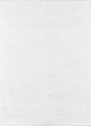 Momeni Velvet Shag VS-01 White Area Rug