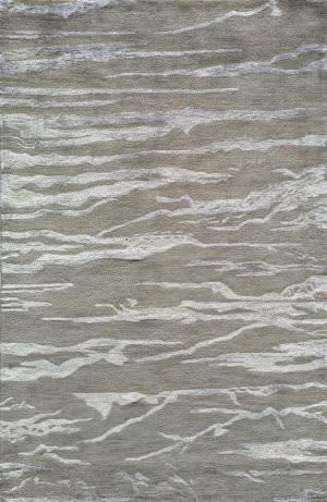 Momeni Zen Zen-2 Grey Area Rug