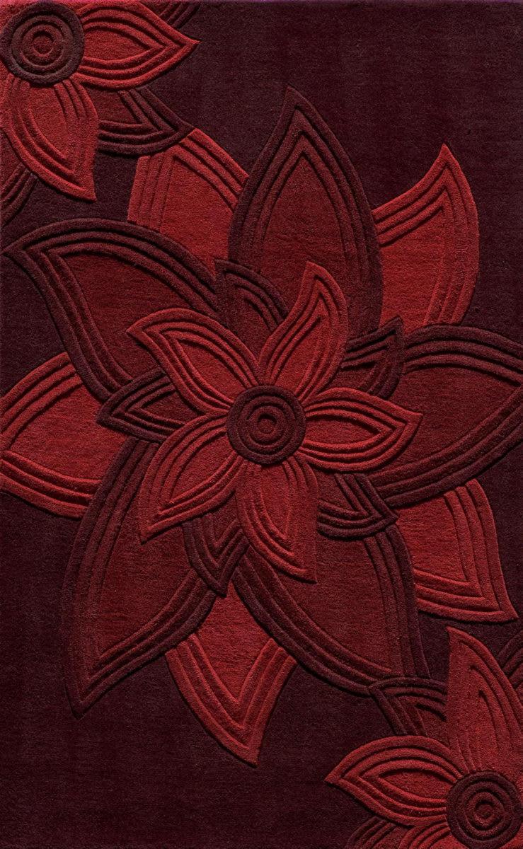 Momeni Delhi Dl 40 Red Rug Studio