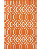 Momeni Baja Baj-3 Orange Area Rug