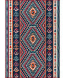 Momeni Baja BAJ31 Red Area Rug