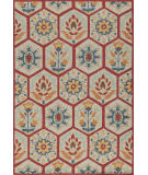 Momeni Havana Hv-08 Red Area Rug