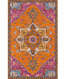 Momeni Ibiza IBI-2 Orange Area Rug