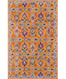 Momeni Ibiza IBI-4 Orange Area Rug