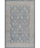 Momeni Kerman Ke-01 Blue Area Rug