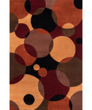 Momeni New Wave Nw-37 Black Area Rug