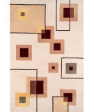 Momeni New Wave Nw-77 Ivory Area Rug