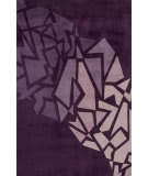 Momeni New Wave Nw119 Purple Area Rug