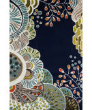 Momeni New Wave Nw146 Navy Area Rug