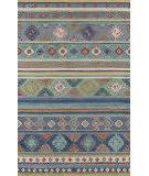 Momeni Tangier Tan32 Blue Area Rug