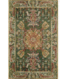 Momeni Tangier Tan25 Green Area Rug