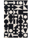 Momeni Topanga TOP-3 Black Area Rug