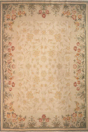 Momeni Chambord Sm-20 Light Green Area Rug