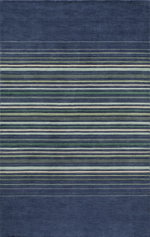 Momeni Gramercy Gm-25 Blue Area Rug