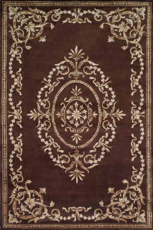 Momeni Harmony Ha-18 Brown Area Rug