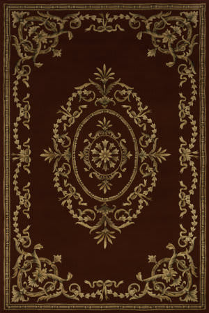 Momeni Harmony Ha-18 Red Area Rug