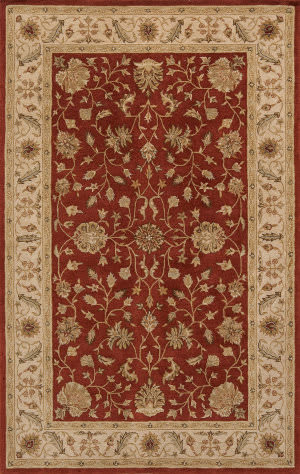 Momeni Imperial Court Ic-01 Rust Area Rug