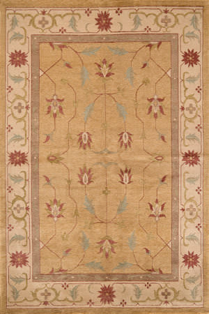 Momeni Lotus Lt-10 Gold Area Rug