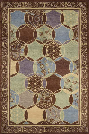 Momeni Lotus Lt-13 Multi Area Rug