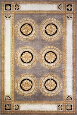 Momeni Maison Ma-04 Grey Area Rug