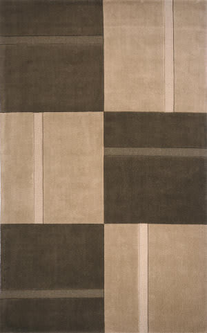 Momeni Metro Mt-18 Brown Area Rug