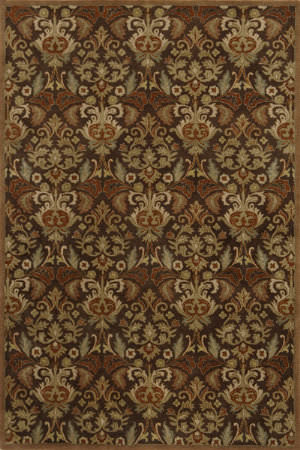 Momeni Moghul Mg-07 Brown Area Rug