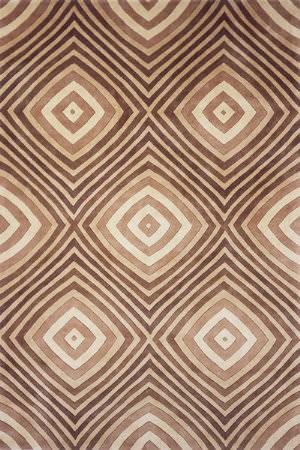 Momeni New Wave Nw-94 Brown Area Rug