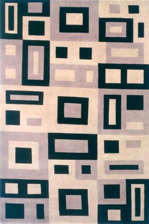 Momeni Oslo Os-02 Black Area Rug