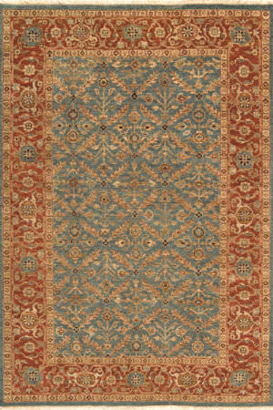 Momeni Palace Pc-09 Blue Area Rug