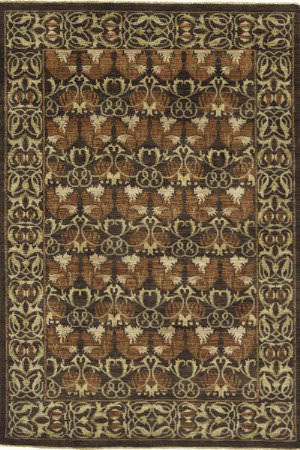 Momeni Palace Pc-10 Brown Area Rug