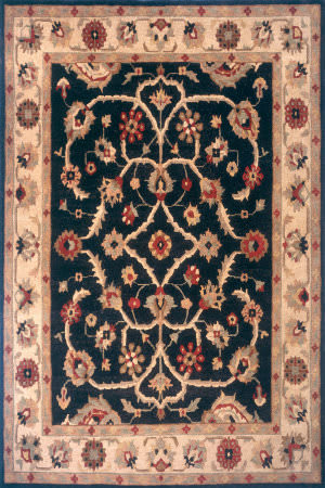 Momeni Sedona Sd-02 Black Area Rug