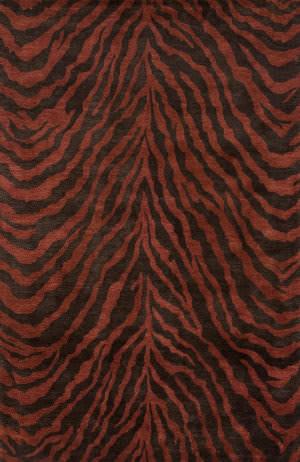 Momeni Serengeti Sg-05 Tiger Area Rug