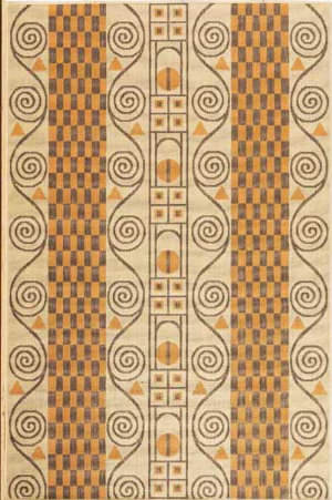 Momeni Soleil So-09 Copper Area Rug