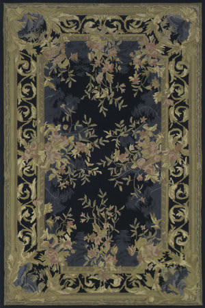 Momeni Spencer Sp-20 Blue Area Rug